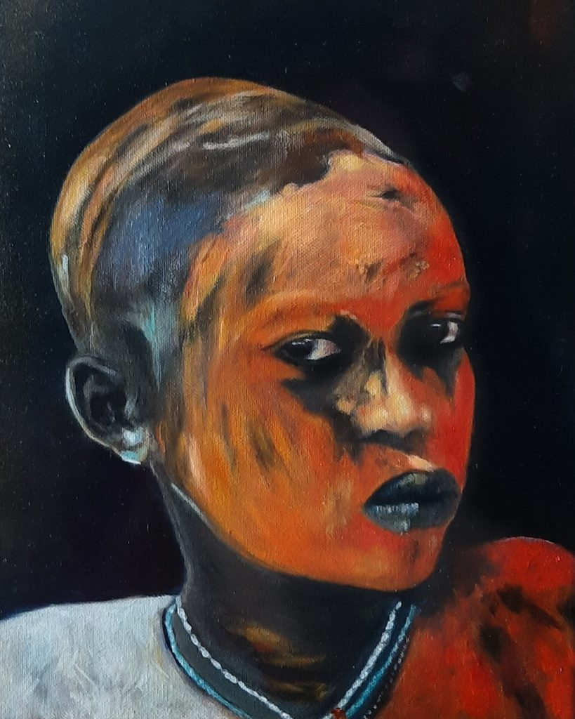 AFRICAN BOY OMOVALLEY